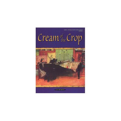 Alfred Publishing Company Cream of the Crop, Book 2