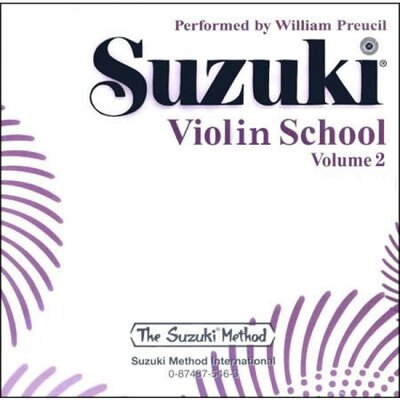Alfred Publishing Company Suzuki Violin School CD: Volume 2