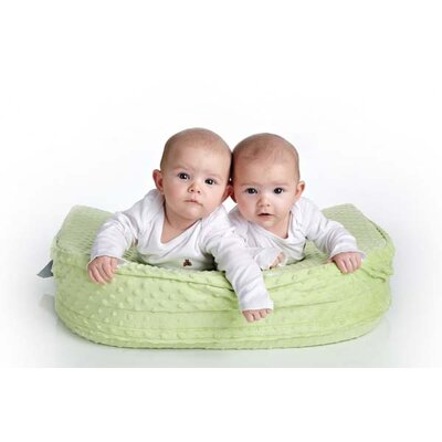 Double Blessings San Diego Bebe TWIN Eco-Nursing Pillow