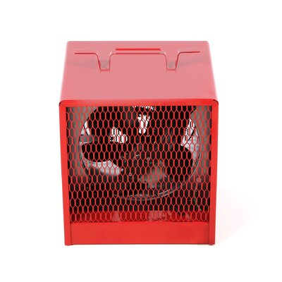 Dr. Infrared Heater Portable Industrial 5,600 Watt Compact Electric Space Heater with Adjustable Thermostat