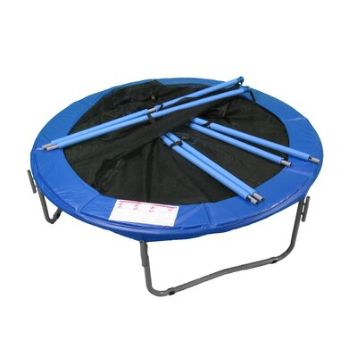 Upper Bounce 7.5' Trampoline with Enclosure