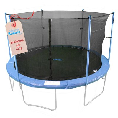 8' Enclosure Set for Trampoline