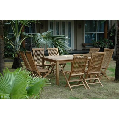 Anderson Teak Windsor 7 Piece Dining Set