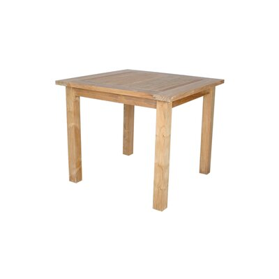 Anderson Teak Bahama Square Side Table