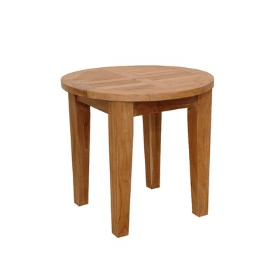 Anderson Teak Brianna Round Side Table
