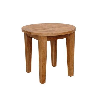 Anderson Teak Brianna Round Side Table