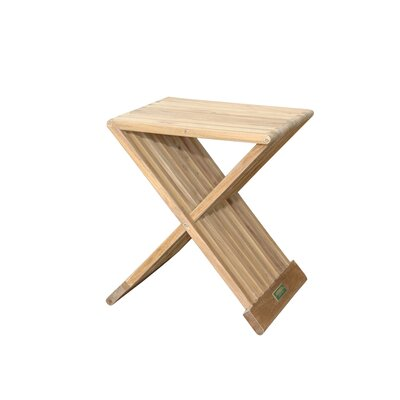Marilla Folding Side Table