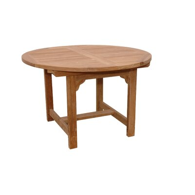 Anderson Teak Bahama Oval Extension Dining Table
