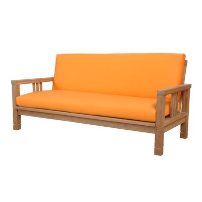 Anderson Teak South Bay Deep Seating Sofa with Cushions