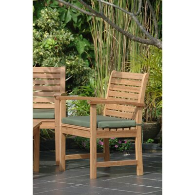 Anderson Teak Montage 4 Piece Bench Seating Group