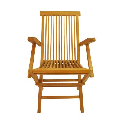 Anderson Teak Classic Folding Armchair (Set of 2)