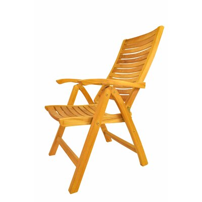 Anderson Teak Carina Five Position Highback Recliner