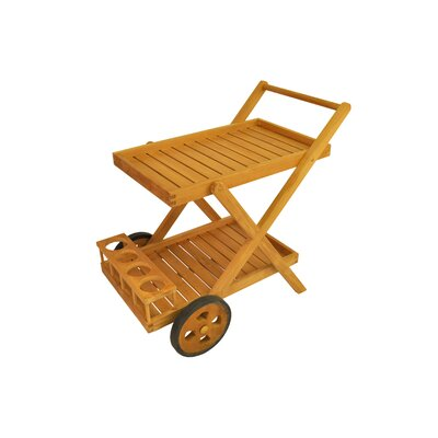 Anderson Collections Cobana Serving Cart