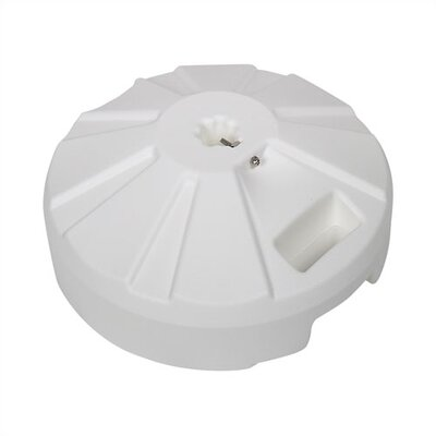 Fiberbuilt Home Plastic Free Standing Umbrella Base