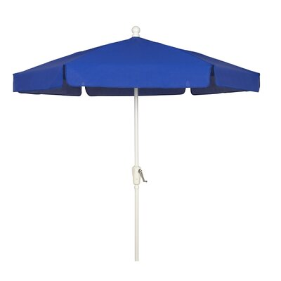 Fiberbuilt 7.5' Home Garden Tilt Umbrella