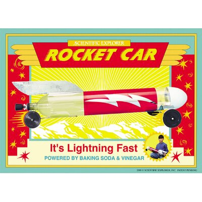 POOF-Slinky, Inc Scientific Explorer Rocket Car