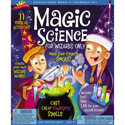 POOF-Slinky, Inc Scientific Explorer Magic Science for Wizards