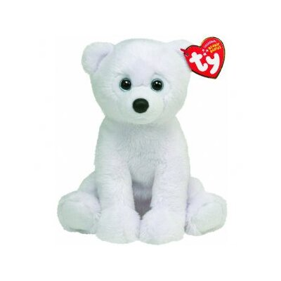 TY Beanie Babies Igloo Polar Bear