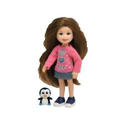 TY Beanie Babies Beautiful Bella Doll