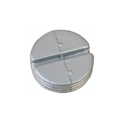 Morris Products 0.5&quot; Hole Plugs in Gray