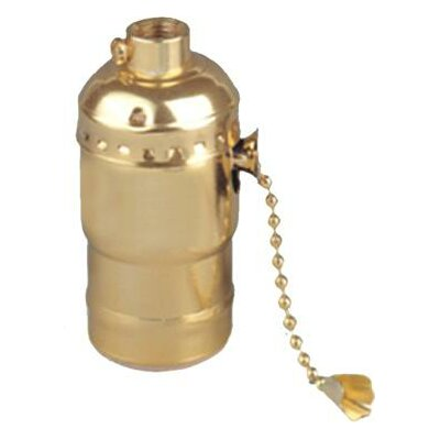 Morris Products On - off Pull Chain Lamp Holder