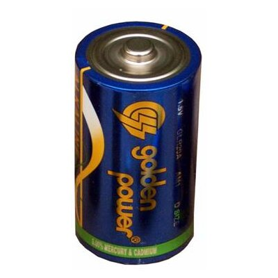 Morris Products D Alkaline Batteries