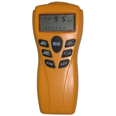 Morris Products Ultrasonic Distance Meter and Wood Stud Finder