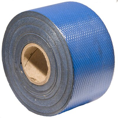 "Morris Products 2"" Rubber Splicing Tape in Blue"