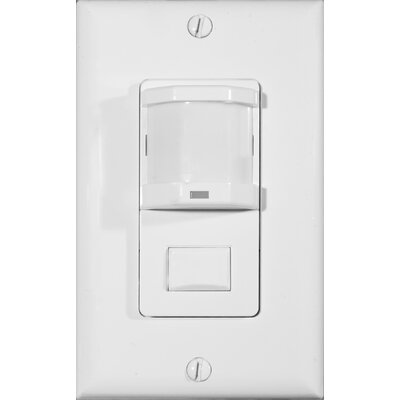 Morris Products Occupancy Sensors in White