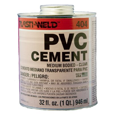Morris Products Pint Medium Bodied 404 Clear Cement