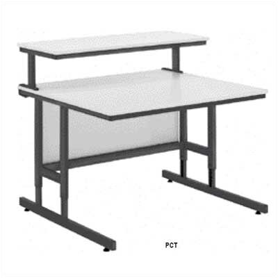 Da-Lite PCT 140-100 HM Computer Table