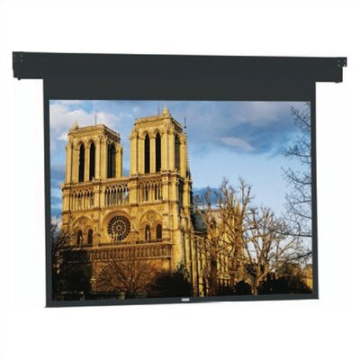 "Da-Lite Matte White Horizon Electrol - Video Format 50"" x 67"" diagonal"