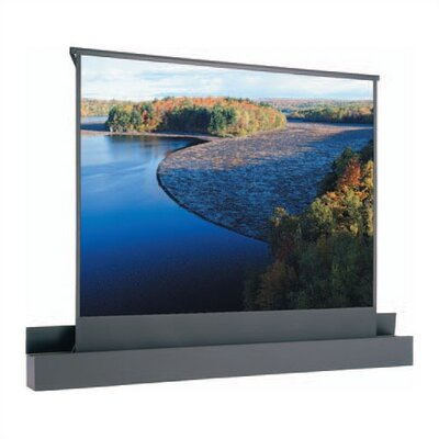 "Da-Lite Matte White Ascender Electrol - Video Format 200"" diagonal"