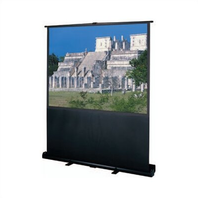 "Da-Lite Deluxe Insta-Theater Wide Power 100"" Diagonal Portable Projection Screen"