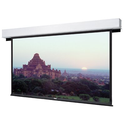 "Da-Lite Advantage Deluxe Electrol Matte White Projection Screen - 57.5"" x 92"" 16:10 Wide Format"