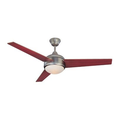 "Concord Fans 52"" Skylark 3 Blade Ceiling Fan with Remote"