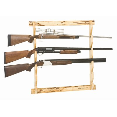 Rush Creek Wall Mount Gun Rack