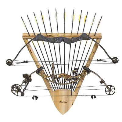 Rush Creek Bow Rack
