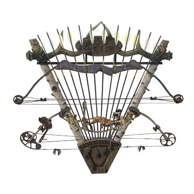Rush Creek Big Game Bow Rack
