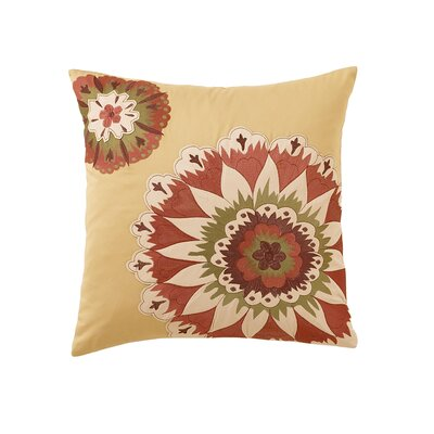 Waverly Grand Bazaar Square Embroidered Accent Pillow