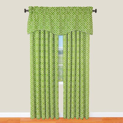 Waverly Lovely Lattice Window Treatment Collection