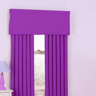 Eclipse curtains twill kids window treatment collection for Kid curtains window treatments
