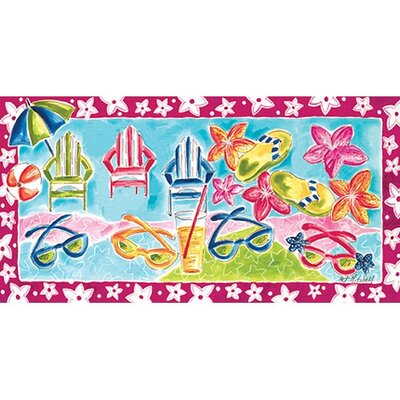 Art 4 Kids Tropical Cool Wall Art