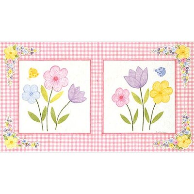 Country Gingham Wall Art