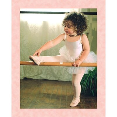 Art 4 Kids Little Ballerina Wall Art
