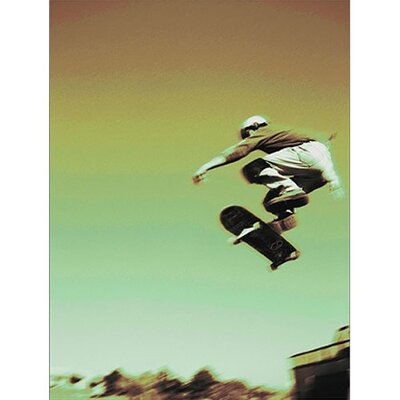 Skate Boarder III Wall Art