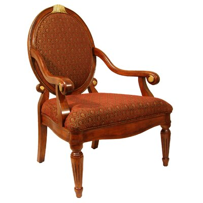 Royal Manufacturing Inc. Cotton Arm Chair