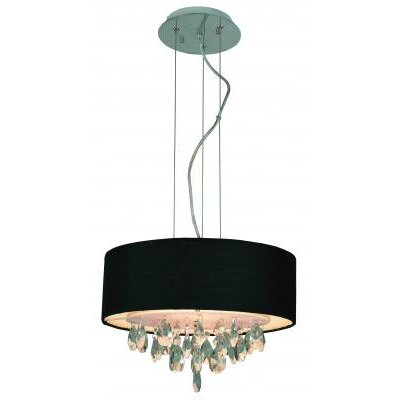 Rossini 2 Light Drum Pendant