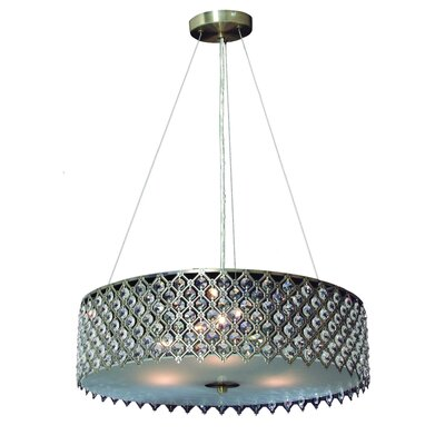 Gen-Lite Tiara 3 Light Pendant