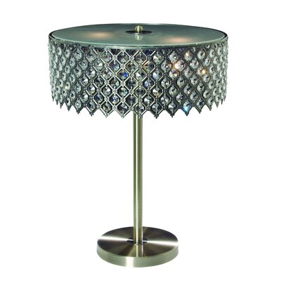 Gen-Lite Tiara 2 Light Table Lamp